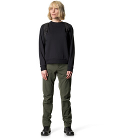 Houdini Motion Top Pants Women, baremark green